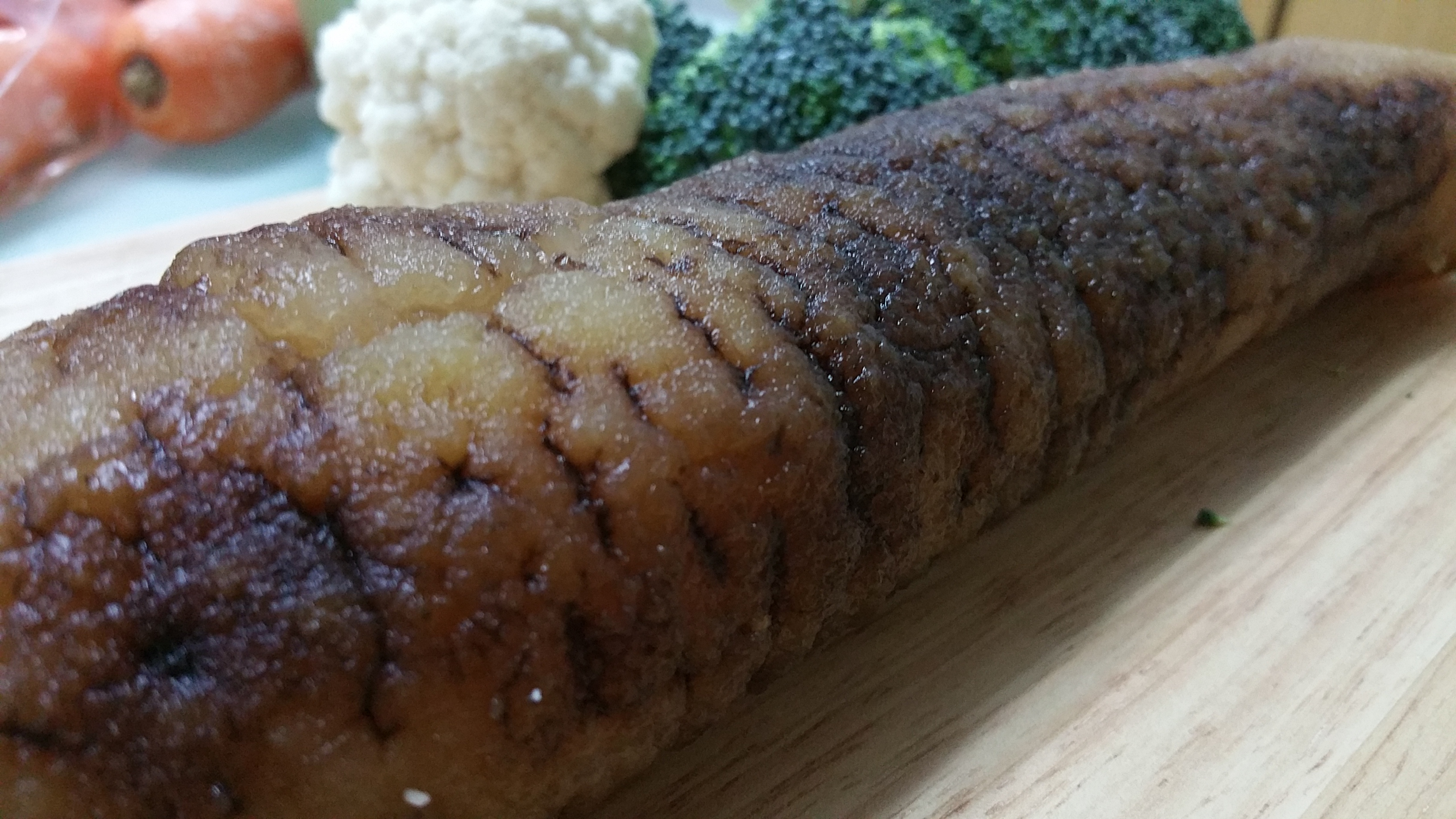 Tiger Sea Cucumber (Cooked and Frozen) 1KG - AHHUA KELONG